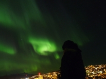 Aurora borealis u Narviku